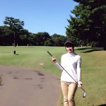 ゴルフ美人インタビューVol.17 石島和香さん